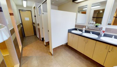 Luther College – Dorm Bathroom 3D Model