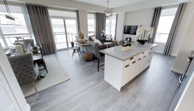 Princess Margaret Cancer Centre Home Lottery – Friday Harbour Grand Prize Resort Condo 3D Model
