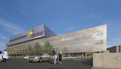 Jim Pattison Children's Hospital – Hard Hat Tour 3D Model